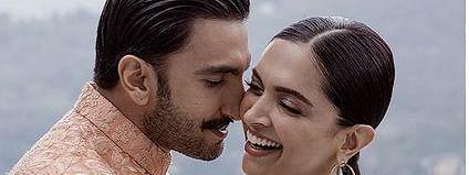 शादी की सालगिरह पर दीपिका पादुकोण,  रणवीर सिंह ने एक-दूसरे को ऐसे दी बधाई