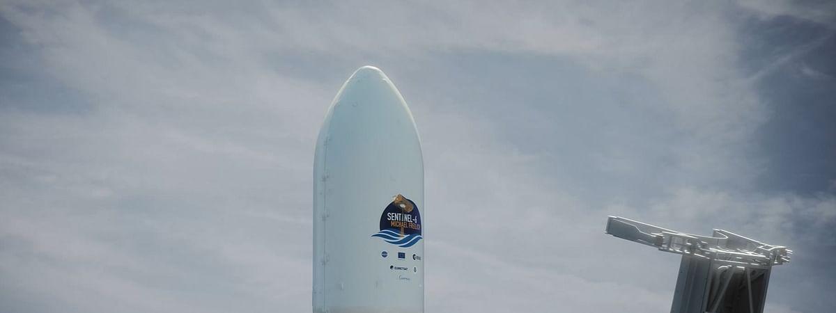 समुद्र के बढ़ते स्तर की निगरानी के लिए नासा का नया उपग्रह लॉन्च को तैयार