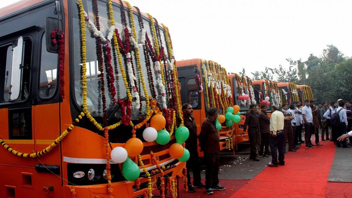 दिल्ली : कश्मीरी गेट, काले खां, आनंद विहार से होंगी शुरू अंतर्राज्यीय बस सेवाएं