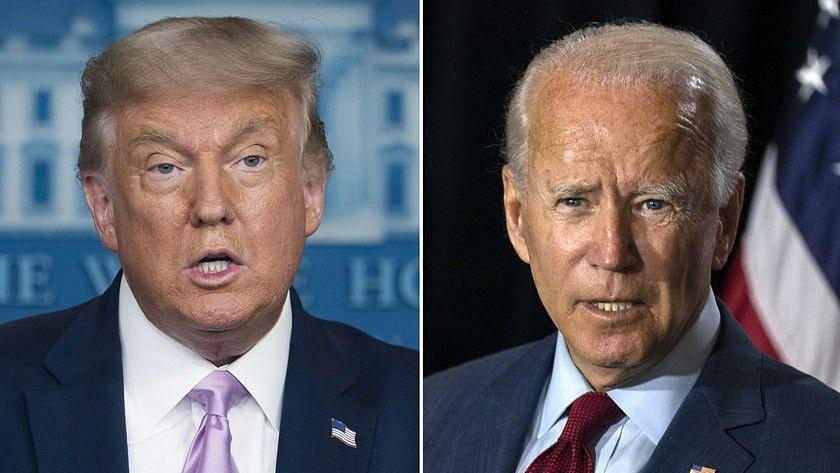 US Election 2020: डोनाल्ड ट्रंप और जो बाइडन के बीच कांटे की टक्कर, 90 प्रतिशत वोट पड़े