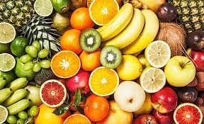 fruits  are  healthy
