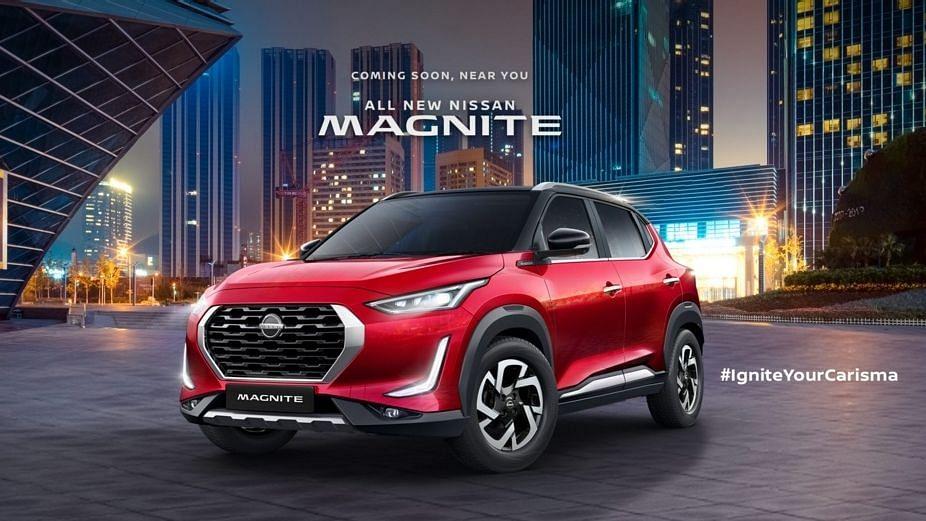 रेनॉ-निसान जेवी ने लॉन्च किया SUV Nissan Magnite