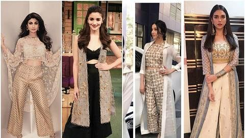 Diwali Fashion Trend 2020: दिखिए इस दिवाली और भी खूबसूरत, bollywood divas दे रहीं है फ़ैशन गोल्स