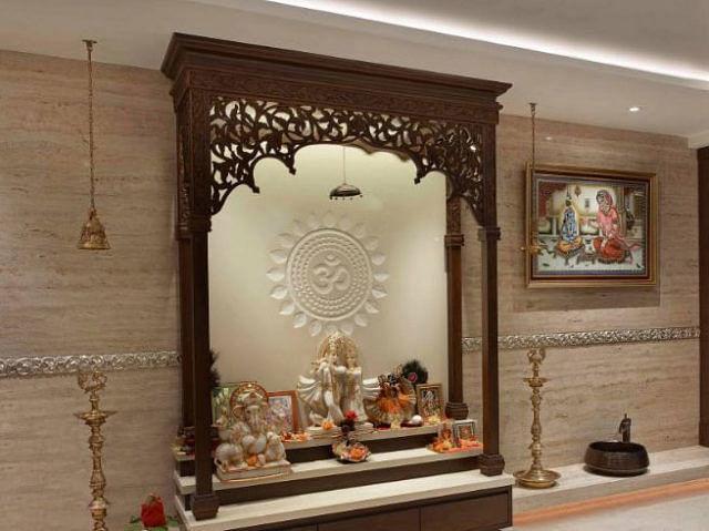 Vastu Tips for  Puja Ghar