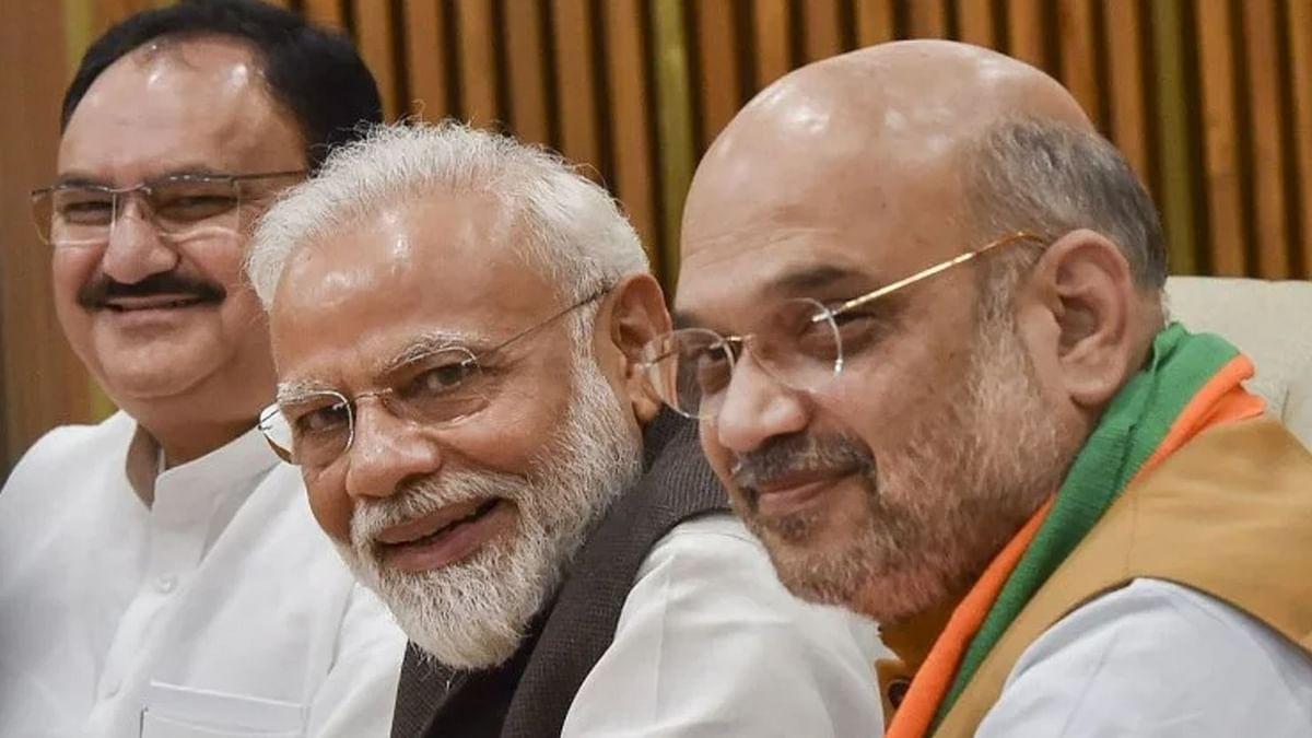 Nadda-Modi-Shah
