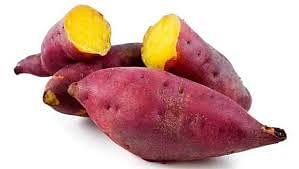 shakarkand (sweet potato)