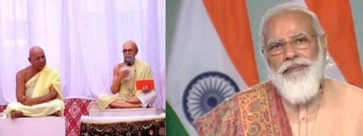 पाली में 'Statue of Peace' के अनावरण करते हुए पीएम मोदी ने कहा -भारत ने हमेशा विश्व को शांति, अहिंसा और बंधुत्व का मार्ग दिखाया