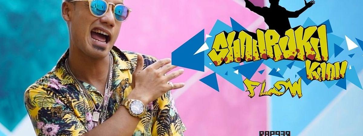 शाहरुख के 55वें जन्मदिन पर रैपर बिग डील ने जारी किया गाना