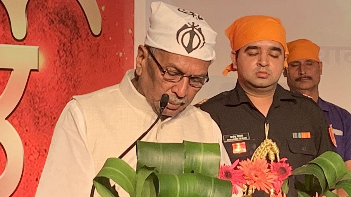 बिहार विधानसभा में राज्यपाल के भाषण के दौरान विपक्ष का हंगामा, फागू चौहान ने समावेशी विकास पर दिया जोर