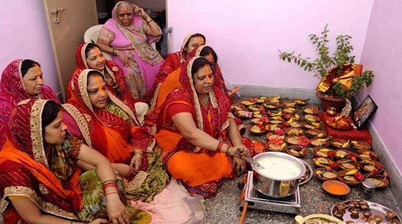 Chhath Puja : महापर्व छठ में 'खरना' के साथ निर्जला उपवास शुरू