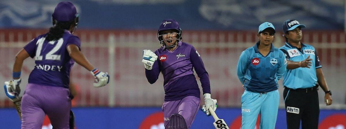 Women T20 Challenge: वेलोसिटी ने सुपरनोवा को 5 विकेट से हराया