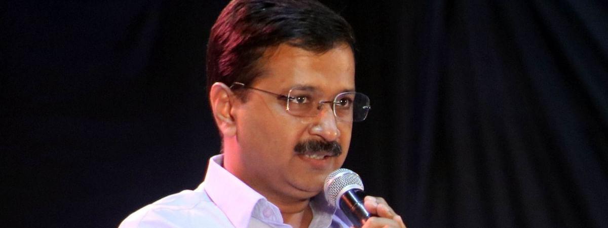 अरविंद केजरीवाल, मुख्यमंत्री, दिल्ली