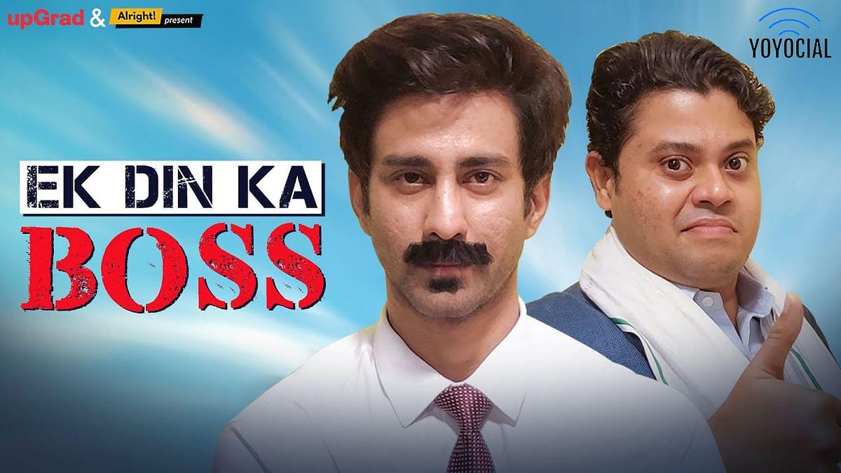 Alright! | Ek Din Ka Boss | Ft. Ambrish Verma & Badri Chavan