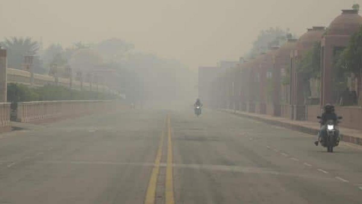 कोरोना काल में चिंता बढ़ाती लखनऊ की हवा... NCR से भी ज़्यादा प्रदूषित