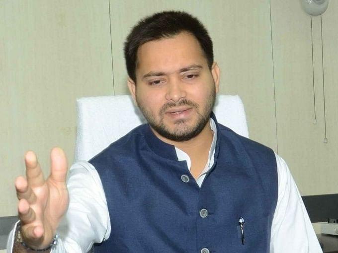 तेजस्वी ने सत्ता पक्ष को कहा 'चोर और बेईमान', मुख्यमंत्री पर भी की निजी टिप्पणी