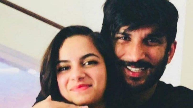 सुशांत की याद में पांच महीने, भांजी ने लिखा भावुक कर देने वाला पोस्ट