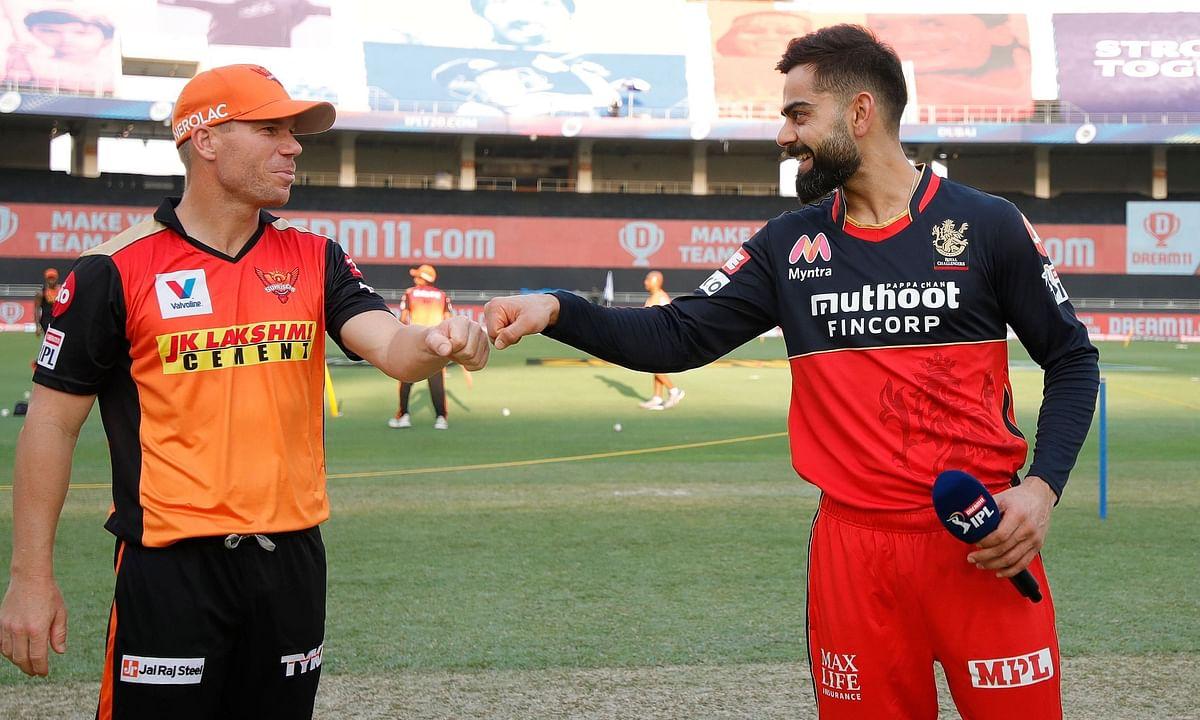 IPL-13: रोमांचक होगी एलिमिनेटर की जंग, बैंगलोर और हैदराबाद आज होंगी आमने-सामने
