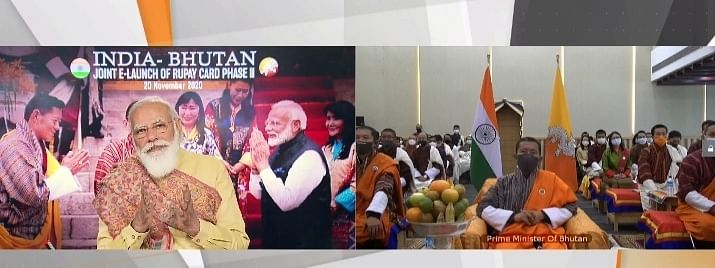 अगले साल भूटान का उपग्रह अंतरिक्ष में भेजेगा भारत : PM नरेंद्र मोदी