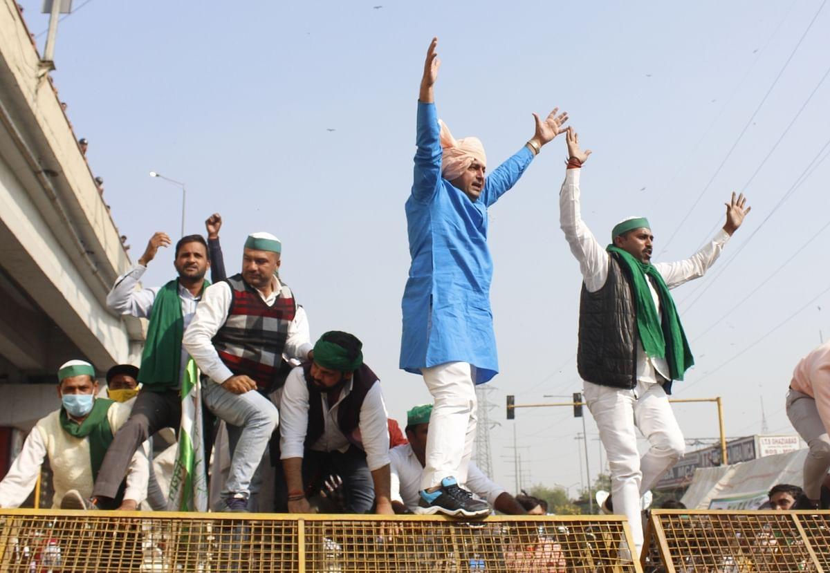 दिल्ली को जाने वाली सभी सड़कों को जाम करेंगे किसान : किसान संगठन