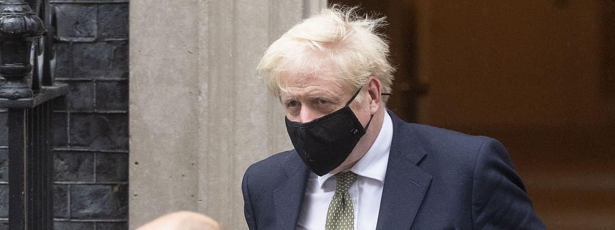 ब्रिटिश प्रधानमंत्री बोरिस जॉनसन निकले कोरोना पॉजिटिव, खुद को किया क्वारंटीन