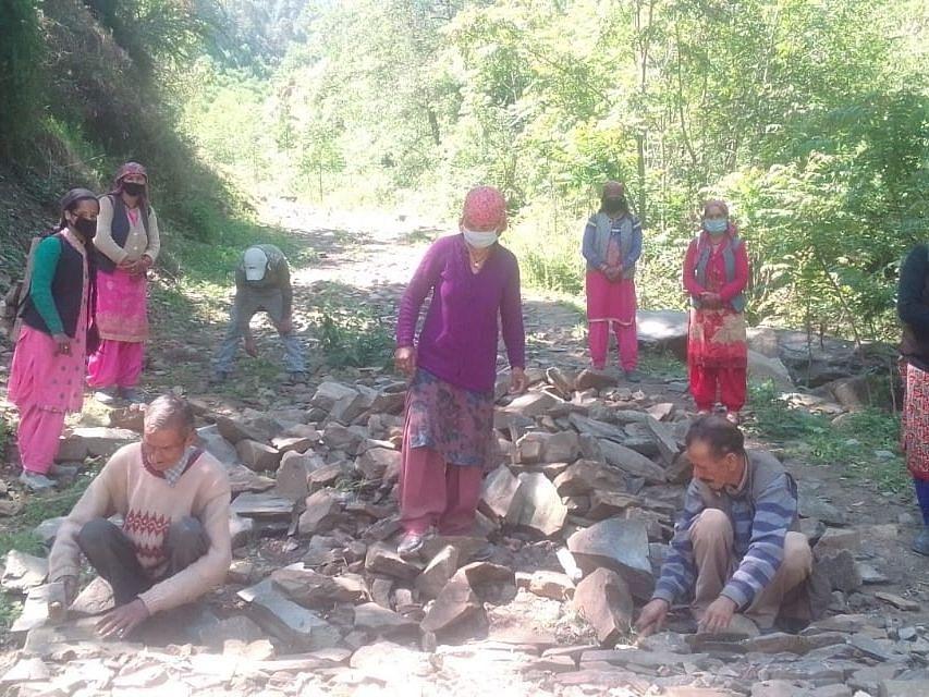 MGNREGA में सबसे ज्यादा काम देने वाला राज्य बनेगा उत्तर प्रदेश