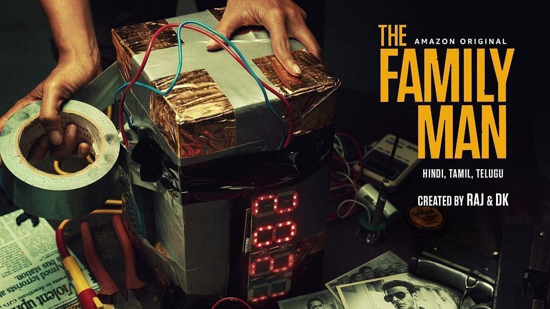 अमेजन ने रिलीज किया 'द फैमिली मैन' सीजन 2 का पहला पोस्टर