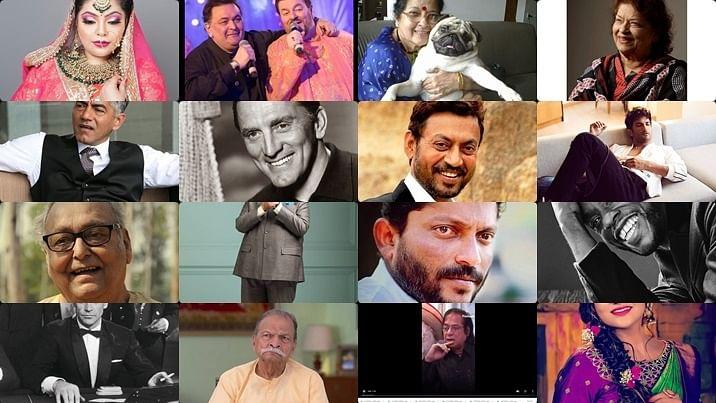 सुशांत सिंह राजपूत, इरफान खान, ऋषि कपूर.. और भी बहुत से लोकप्रिय नाम जिन्हें अपने साथ ले गया साल 2020