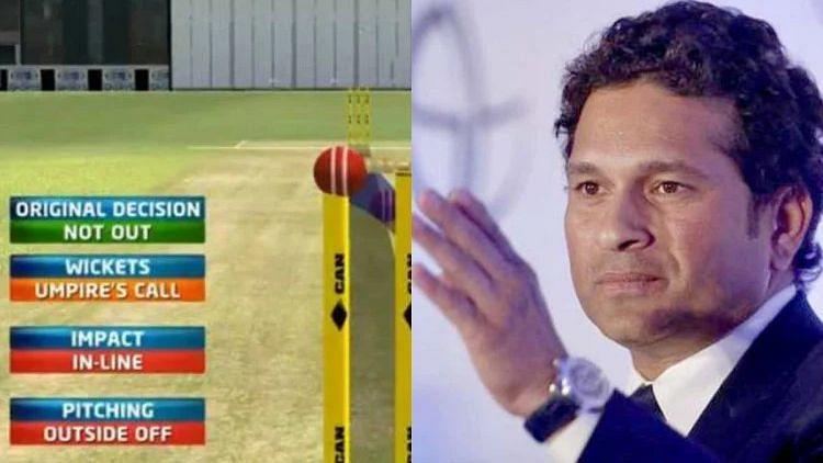 सचिन ने 'अंपायर्स कॉल' पर फिर उठाए सवाल, ICC से नियम को दोबारा परखने को कहा