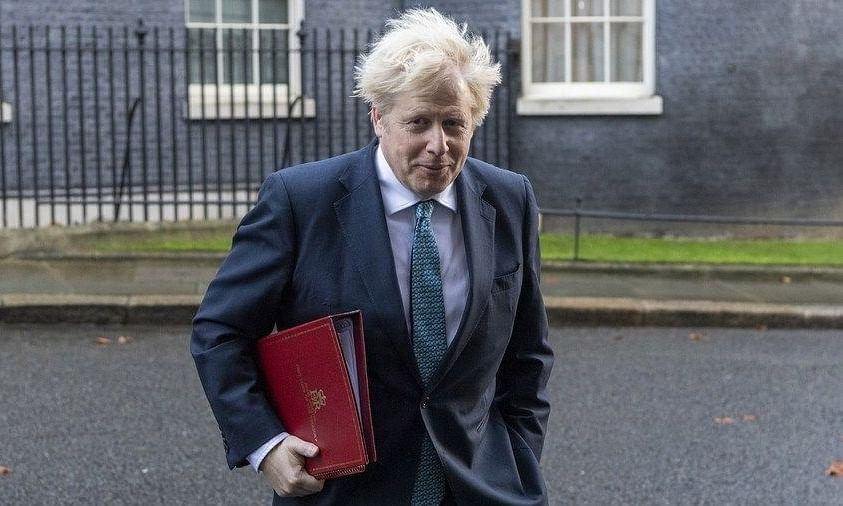 ब्रिटेन, फ्रांस क्रॉस-चैनल व्यापार जारी रखने पर काम कर रहे हैं: जॉनसन