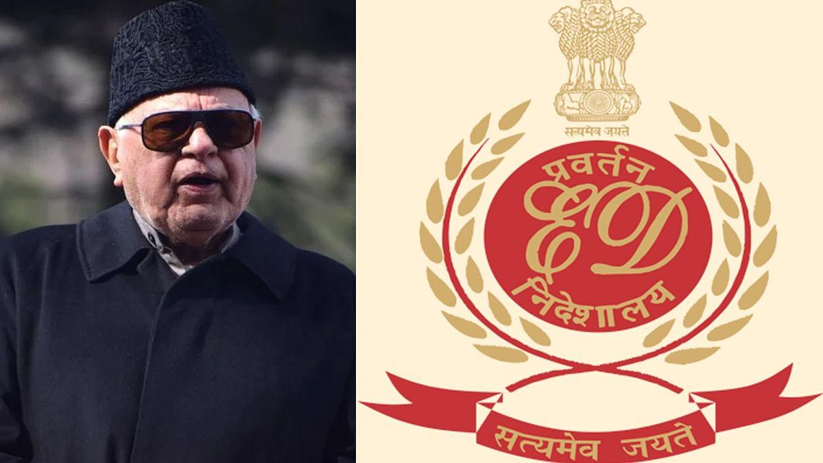 जम्मू-कश्मीर : फारूक अब्दुल्ला की 12 करोड़ की संपत्ति ED ने की जब्त, उमर अब्दुल्ला ने कहा- पैतृक संपत्ति हुई सीज