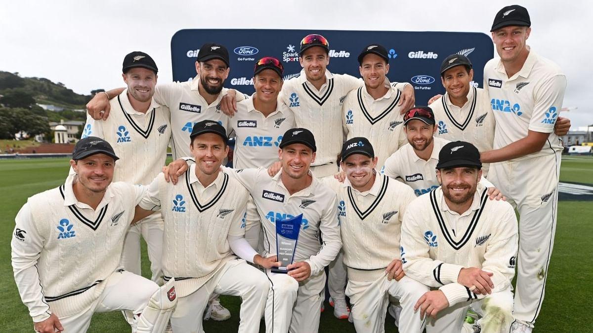NZ vs WI: वेलिंग्टन टेस्ट में भी जीता न्यूजीलैंड, वेस्टइंडीज का सीरीज में किया 2-0 से सफाया