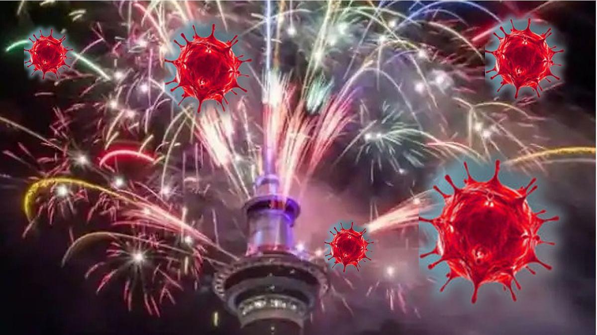 नए साल के जश्न पर कोरोना का ब्रेक, यूपी सरकार ने भी जारी की गाइडलाइन