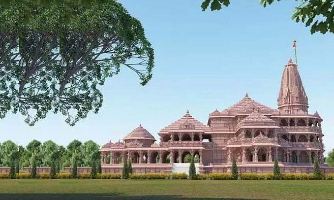 राम मंदिर की नींव के डिजाइन को अंतिम रूप देने में हो रही देरी, सरयू नदी का पास में होना बना अड़चन का कारण