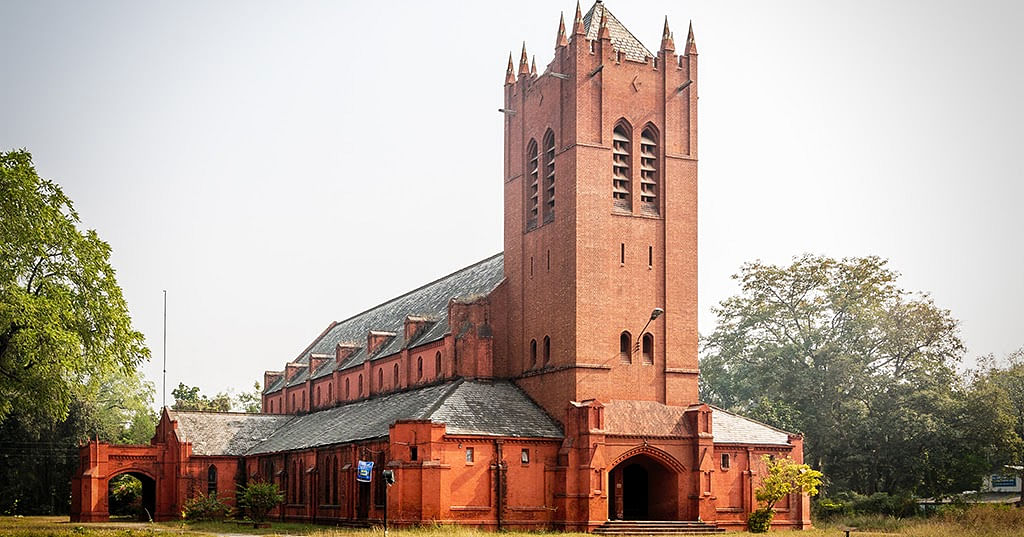 All Saints Garrison Church