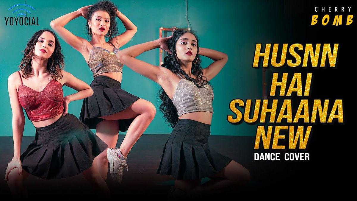 Cherry Bomb - Husnn Hai Suhaana New I Bollywood Dance Choreography | Hattke