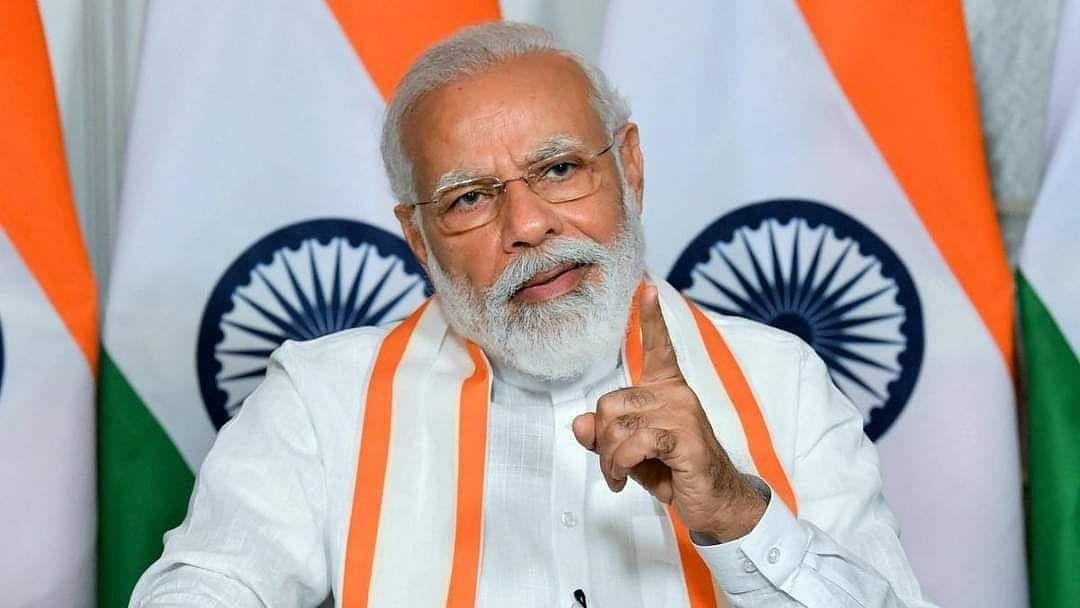 देश की 100वीं किसान रेल को पीएम मोदी ने दिखाई हरी झंडी, महाराष्ट्र से बंगाल तक का सफर तय करेगी