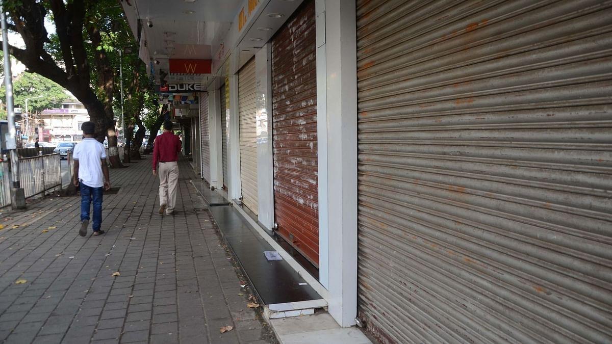 महाराष्ट्र में 'भारत बंद' को मिलीजुली प्रतिक्रिया, हालात शांतिपूर्ण