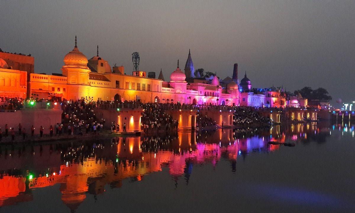 जल्दी ही शुरू होगा अयोध्या में सरयू नदी पर 'रामायण क्रूज टूर'