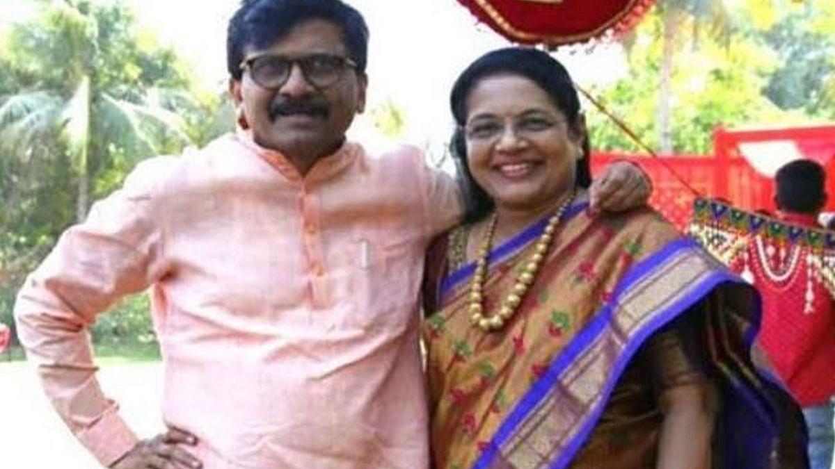 संजय राउत की पत्नी को ED का समन, PMC बैंक घोटाले में पूछताछ के लिए 29 दिसंबर को बुलाया