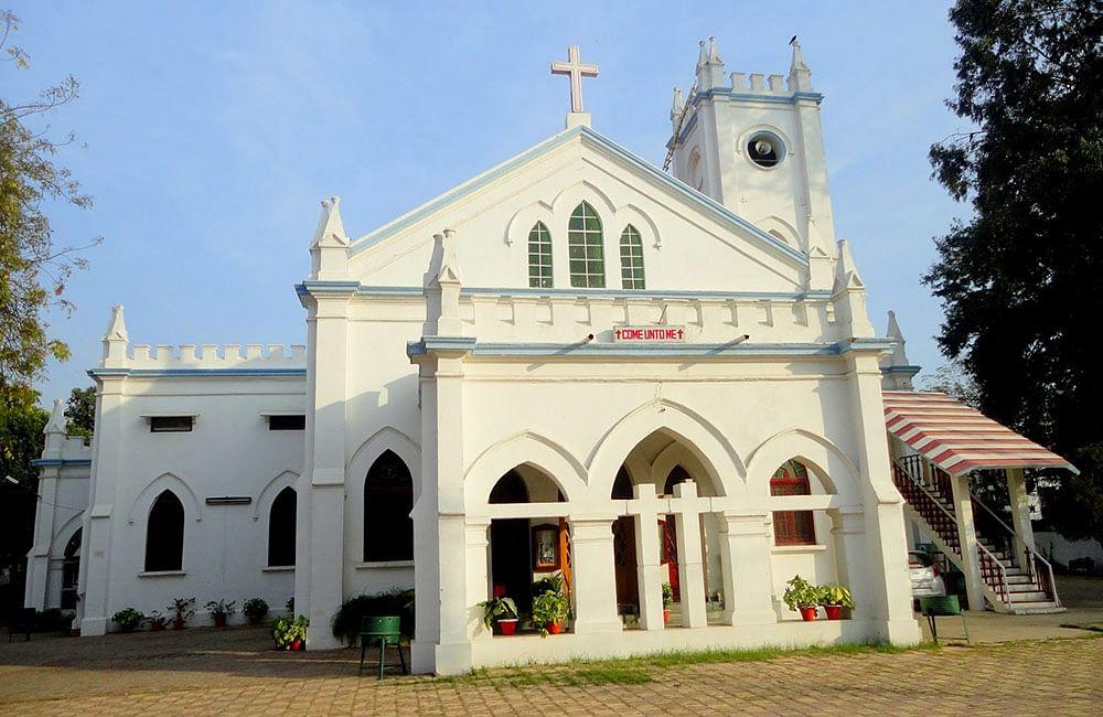 lalbagh  methodist church