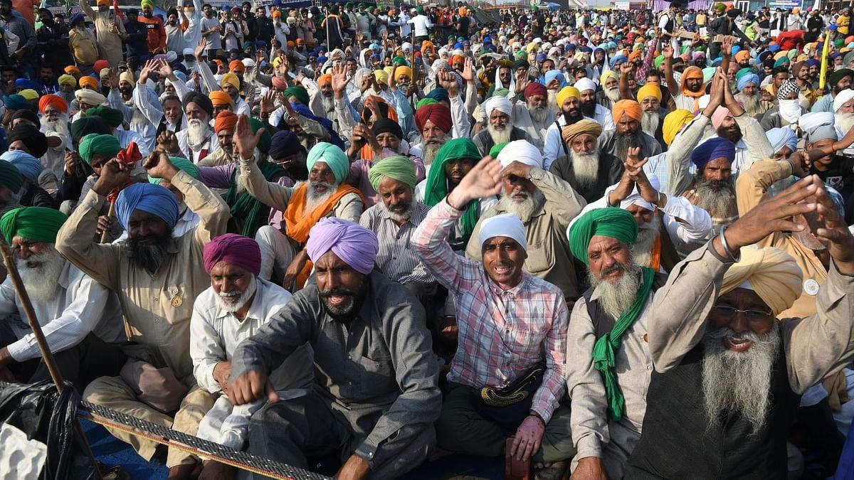 किसान आंदोलन के बीच बॉर्डर पर होगा सगाई समारोह