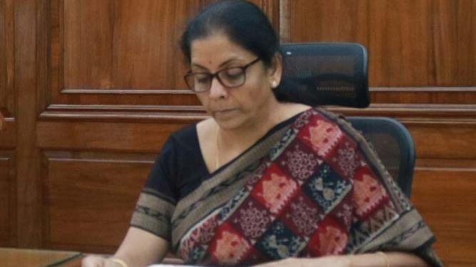 वित्त मंत्री सीतारमण ने 'अभूतपूर्व' बजट का वादा किया