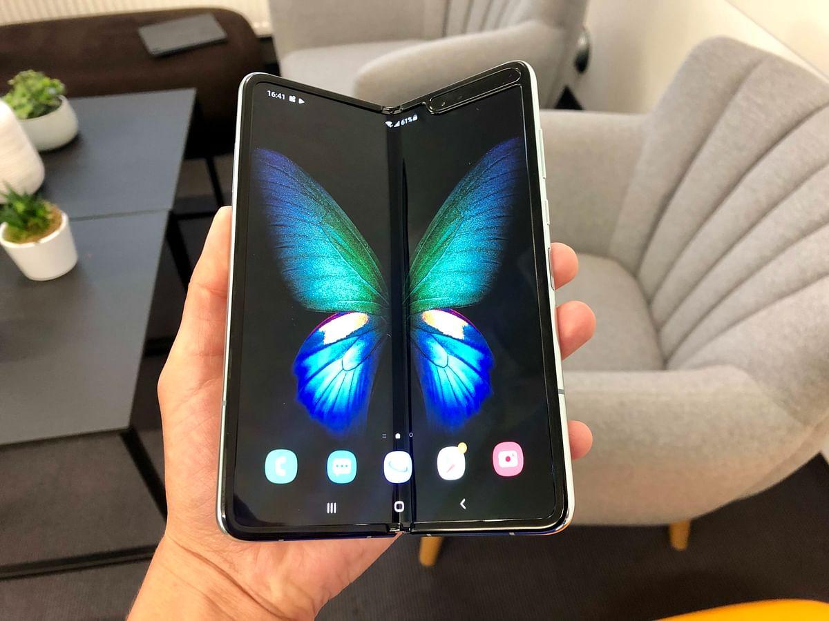 सैमसंग (Samsung) अगले साल ला सकता है 3 प्रकार के फोल्डेबल फोन