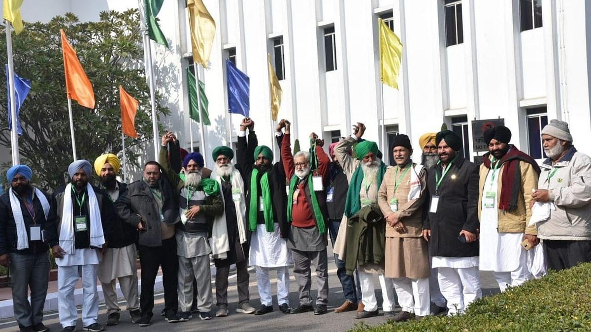 किसान आंदोलन : 4 जनवरी को वार्ता विफल होने पर आंदोलन होगा और तेज, 6 को होगी ट्रैक्टर रैली