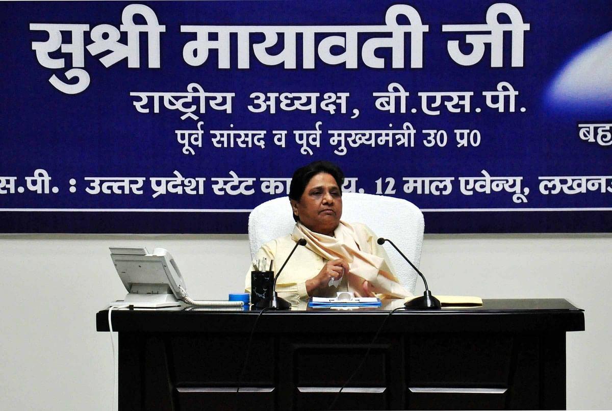मायावती ने केन्द्र सरकार से उठाई कृषि कानूनों को वापस लेने की मांग
