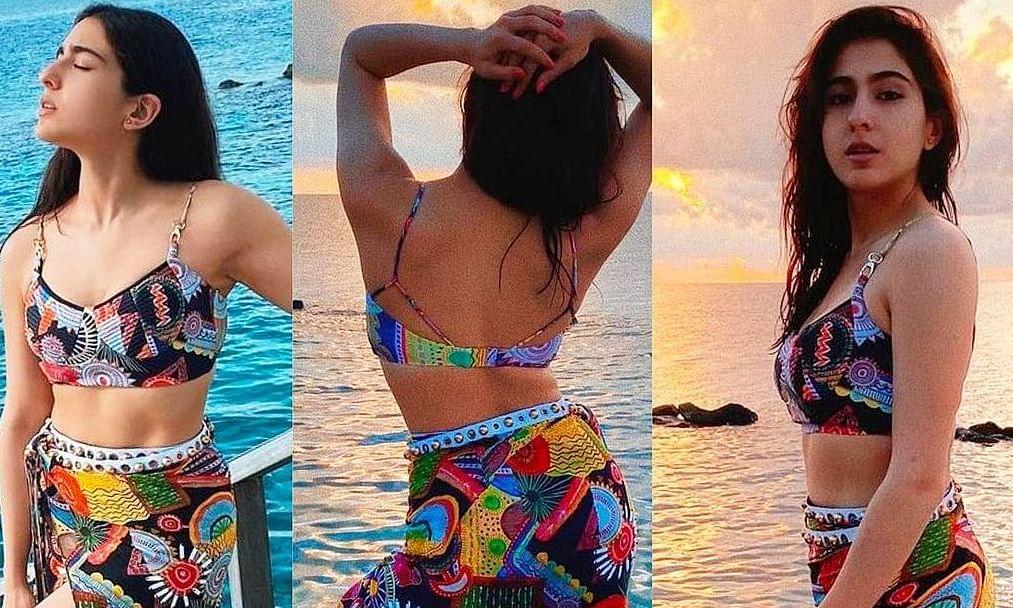 मालदीव में छुट्टियां मना रहीं सारा अली खान, फैंस के लिए साझा की एक से बढ़कर एक खूबसूरत तस्वीरें