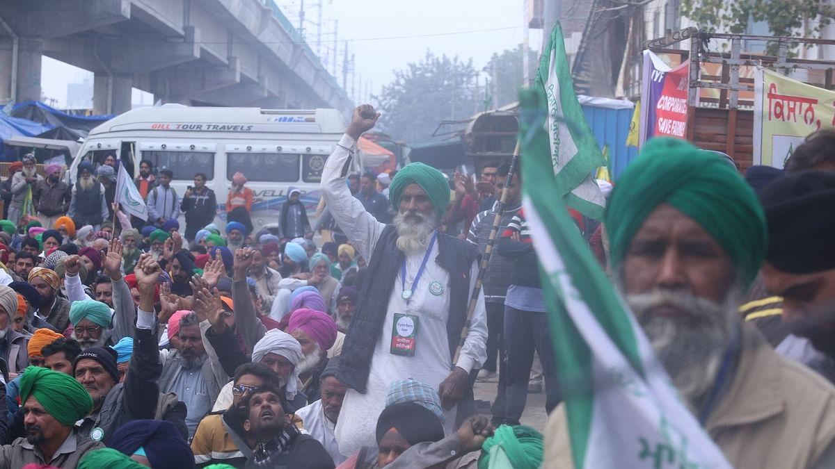 भारतीय किसान यूनियन नेता की अपील, 26 जनवरी पर हरियाणा में राजनेता का विरोध न करें किसान