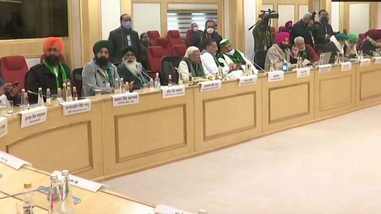 एक बार फिर किसानों और सरकार के बीच बैठक हुई बेकार, अब 15 जनवरी को होगी वार्ता