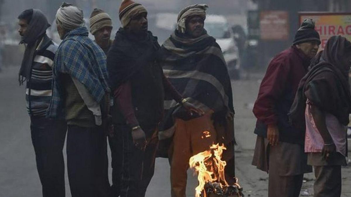 एक बार फिर बजेंगे दांत, उत्तर भारत में अगले चार दिन शीतलहर का अनुमान