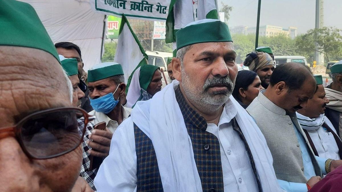 सरकार 5 साल चल सकती है, तो आंदोलन क्यों नहीं: राकेश टिकैत